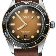 Introducing the Oris Divers Sixty-Five Brown
