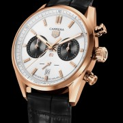 Introducing the TAG Heuer Carrera Chrono Gold Jack Heuer Birthday LE