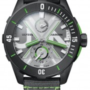 Introducing the Ulysse Nardin Diver Net Concept Watch