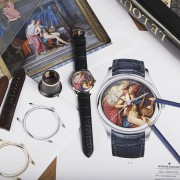 Vacheron Constantin is teaming up with the Louvre