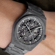 Introducing the Zenith Defy Classic Carbon