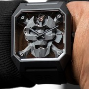 Introducing the Bell & Ross BR-01 Cyber Skull