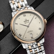 Introducing the Omega DeVille Prestige Collection