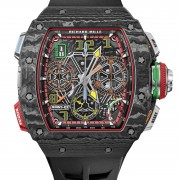 Introducing the Richard Mille RM 65-01 Splits Seconds Chronograph